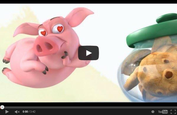 חזירון_ועוגיות