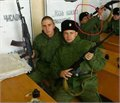 יש הרבה חיילים בצבא האדום