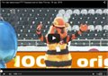 פרסומת מוזרה בזמן הפסקת המחצית - רוסיה
